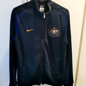 Nike Zip-Up Australia Football